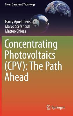 Concentrating Photovoltaics (CPV): The Path Ahead