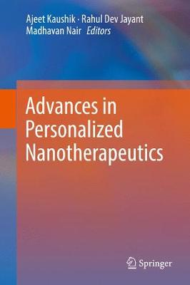 Advances in Personalized Nanotherapeutics