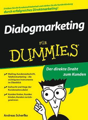 Dialogmarketing fur Dummies