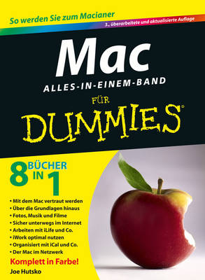 Mac Alles-in-einem-Band fur Dummies