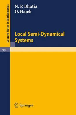 Local Semi-Dynamical Systems