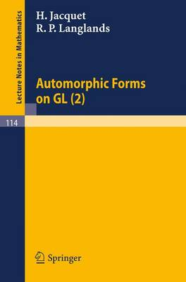 Automorphic Forms on GL (2): Part 1