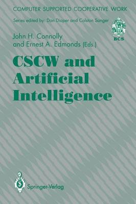 CSCW and Artificial Intelligence