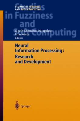 Neural Information Processing: Research and Development
