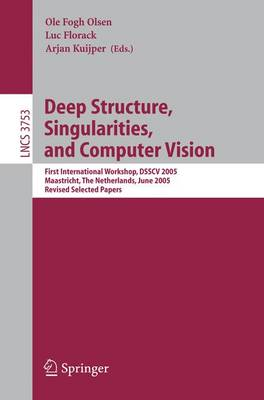 Deep Structure, Singularities, and Computer Vision: First International Workshop, DSSCV 2005, Maastricht, The Netherlands, June 9-10, 2005, Revised Selected Papers