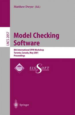 Model Checking Software: 8th International SPIN Workshop, Toronto, Canada, May 19-20, 2001 Proceedings