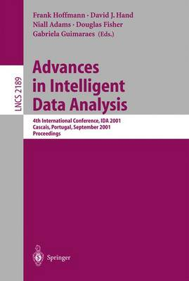 Advances in Intelligent Data Analysis: 4th International Conference, IDA 2001, Cascais, Portugal, September 13-15, 2001. Proceedings