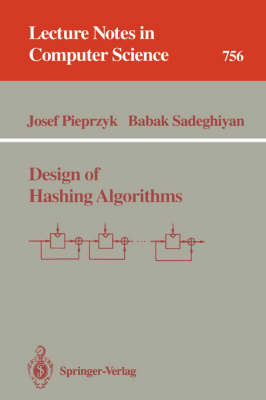 Design of Hashing Algorithms