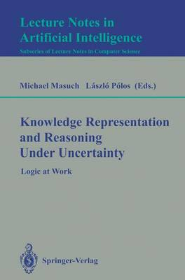 Knowledge Representation and Reasoning Under Uncertainty: Logic at Work