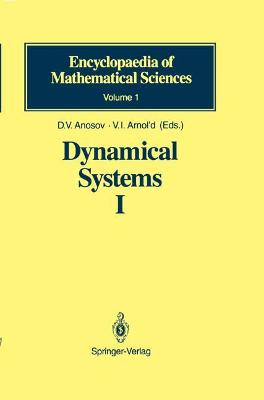 Dynamical Systems I: Ordinary Differential Equations and Smooth Dynamical Systems