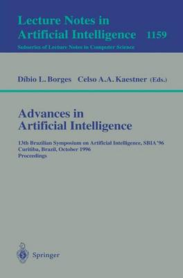 Advances in Artificial Intelligence: 13th Brazilian Symposium on Artificial Intelligence, SBIA'96 Curitiba, Brazil, October 23 - 25, 1996; Proceedings