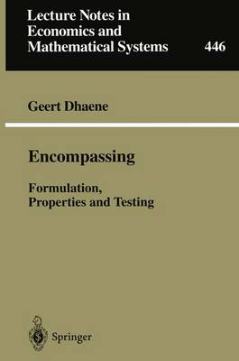 Encompassing: Formulation, Properties and Testing