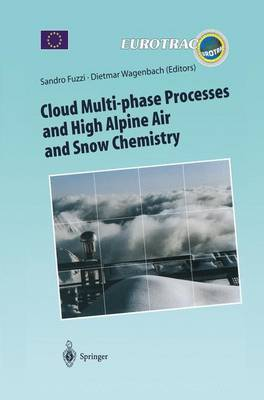 Cloud Multi-phase Processes and High Alpine Air and Snow Chemistry: Ground-based Cloud Experiments and Pollutant Deposition in the High Alps