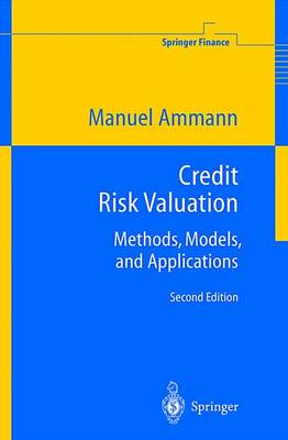 Credit Risk Valuation: Methods, Models, and Applications