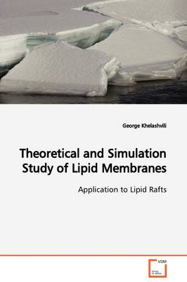 Theoretical and Simulation Study of Lipid Membranes Application to Lipid Rafts