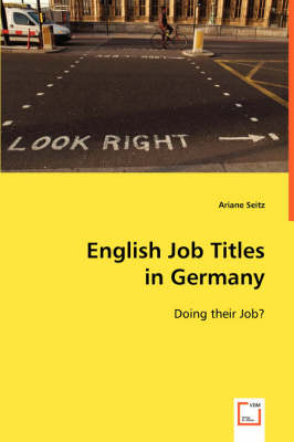 English Job Titles in Germany
