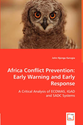 Africa Conflict Prevention: Early Warning and Early Response