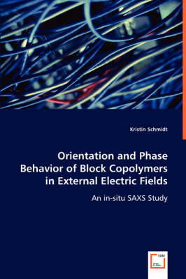 Orientation and Phase Behavior of Block Copolymers in External Electric Fields
