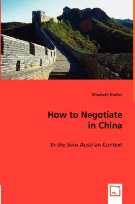 How to Negotiate in China