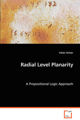 Radial Level Planarity - A Propositional Logic Approach
