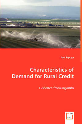 Characteristics of Demand for Rural Credit