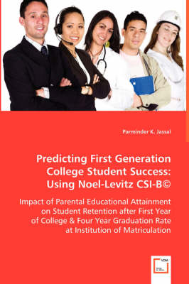 Predicting First Generation College Student Success