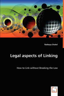 Legal Aspects of Linking