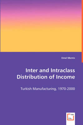 Inter and Intraclass Distibution of Income