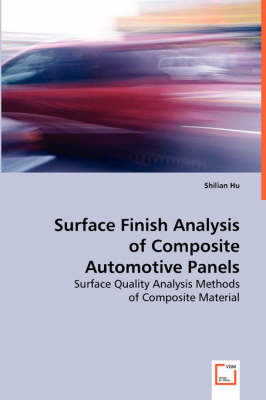 Surface Finish Analysis of Composite Automotive Panels