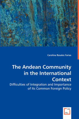 The Andean Community in the International Context