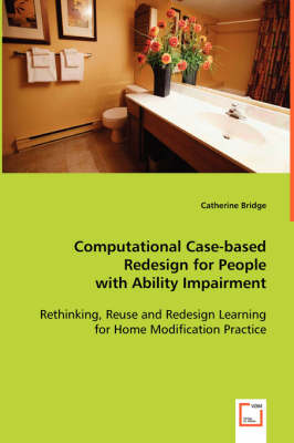 Computational Case-Based Redesign for People with Ability Impairment