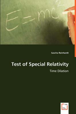 Test of Special Relativity - Time Dilation