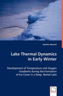 Lake Thermal Dynamics in Early Winter