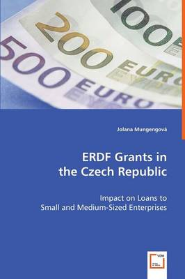 Erdf Grants in the Czech Republic