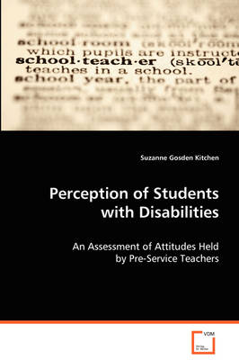Perceptions of Students with Disabilities