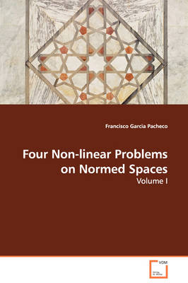 Four Non-Linear Problems on Normed Spaces - Volume I