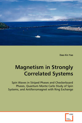 Magnetism in Strongly Correlated Systems