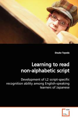 Learning to Read Non-Alphabetic Script