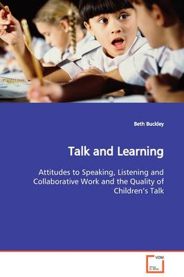 Talk and Learning