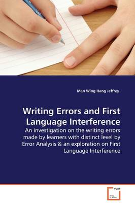 Writing Errors and First Language Interference