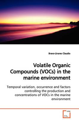 Volatile Organic Compounds (Vocs) in the Marine Environment