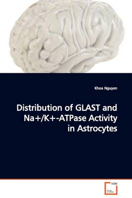 Distribution of Glast and Na+/K+-Atpase Activity in Astrocytes