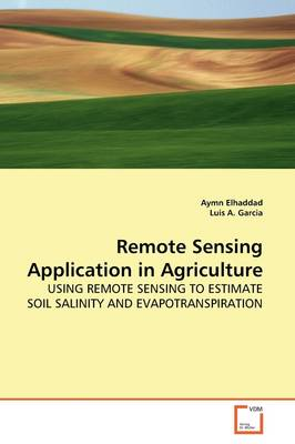Remote Sensing Application in Agriculture