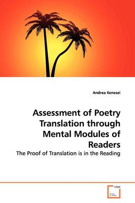 Assessment of Poetry Translation Through Mental Modules of Readers