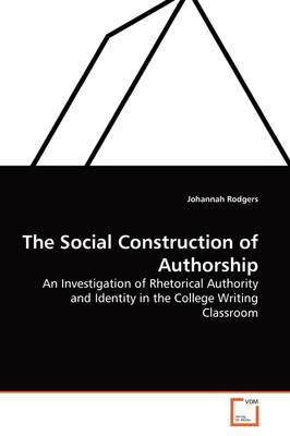 The Social Construction of Authorship