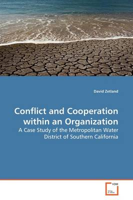 Conflict and Cooperation Within an Organization