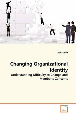 Changing Organizational Identity