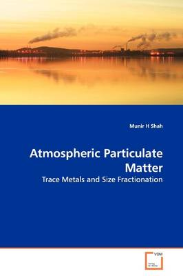 Atmospheric Particulate Matter