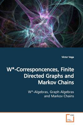 W*-Corresponcences, Finite Directed Graphs and Markov Chains