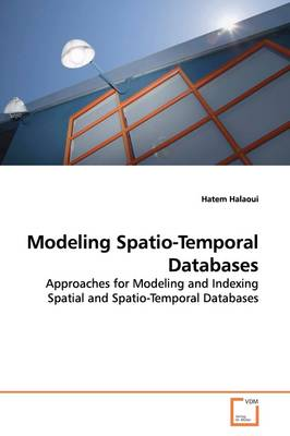 Modeling Spatio-Temporal Databases